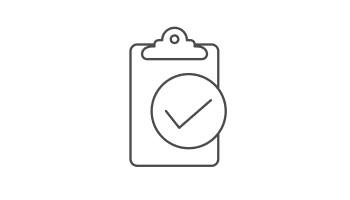 Icon Dokument und Prozessmanagement